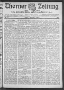 Thorner Zeitung 1910, Nr. 235 2 Blatt