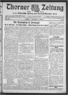 Thorner Zeitung 1910, Nr. 236 1 Blatt