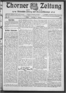 Thorner Zeitung 1910, Nr. 237 1 Blatt
