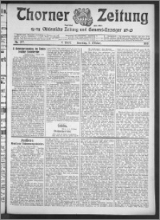 Thorner Zeitung 1910, Nr. 237 2 Blatt