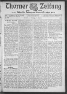 Thorner Zeitung 1910, Nr. 238 2 Blatt