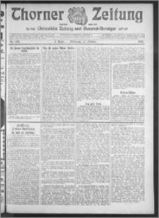 Thorner Zeitung 1910, Nr. 239 2 Blatt