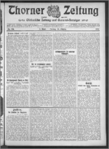 Thorner Zeitung 1910, Nr. 241 2 Blatt