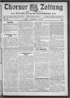Thorner Zeitung 1910, Nr. 242 1 Blatt