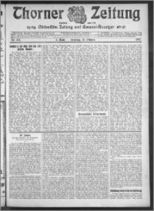 Thorner Zeitung 1910, Nr. 243 3 Blatt