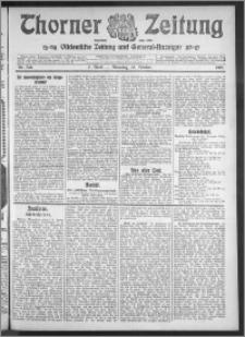 Thorner Zeitung 1910, Nr. 244 2 Blatt