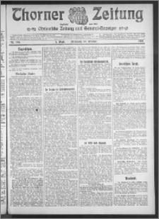 Thorner Zeitung 1910, Nr. 245 1 Blatt