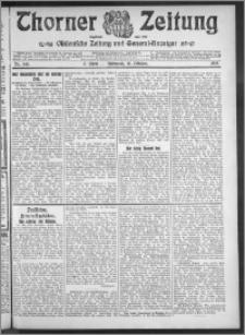 Thorner Zeitung 1910, Nr. 245 2 Blatt