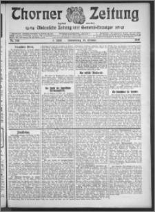 Thorner Zeitung 1910, Nr. 246 2 Blatt