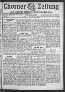 Thorner Zeitung 1910, Nr. 192 2 1 Blatt