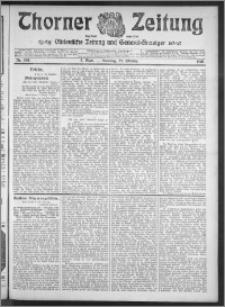 Thorner Zeitung 1910, Nr. 249 2 Blatt