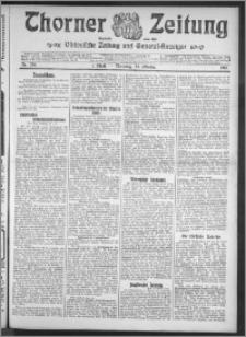 Thorner Zeitung 1910, Nr. 250 1 Blatt