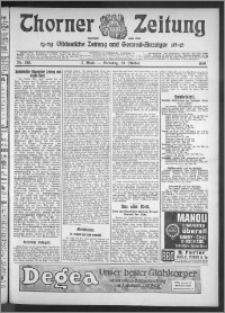 Thorner Zeitung 1910, Nr. 250 2 Blatt
