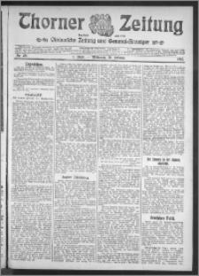 Thorner Zeitung 1910, Nr. 251 1 Blatt