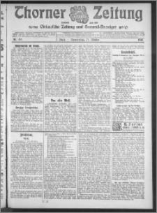 Thorner Zeitung 1910, Nr. 252 2 Blatt