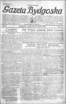 Gazeta Bydgoska 1926.03.20 R.5 nr 65