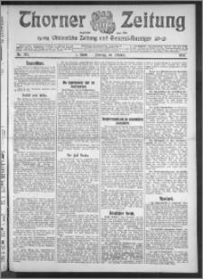 Thorner Zeitung 1910, Nr. 253 1 Blatt
