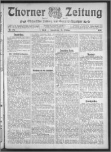Thorner Zeitung 1910, Nr. 254 1 Blatt