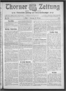 Thorner Zeitung 1910, Nr. 255 1 Blatt
