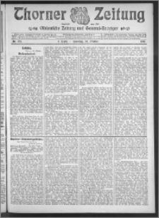 Thorner Zeitung 1910, Nr. 255 2 Blatt