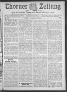 Thorner Zeitung 1910, Nr. 255 3 Blatt