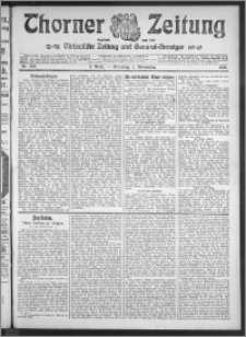 Thorner Zeitung 1910, Nr. 256 2 Blatt