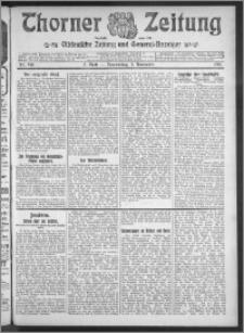 Thorner Zeitung 1910, Nr. 258 2 Blatt