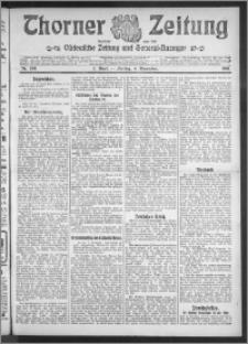 Thorner Zeitung 1910, Nr. 259 1 Blatt