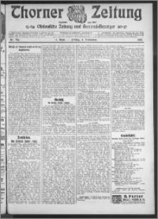 Thorner Zeitung 1910, Nr. 259 2 Blatt