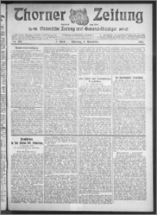 Thorner Zeitung 1910, Nr. 262 2 Blatt