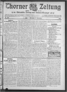 Thorner Zeitung 1910, Nr. 263 2 Blatt