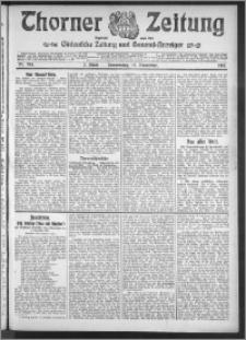 Thorner Zeitung 1910, Nr. 264 2 Blatt