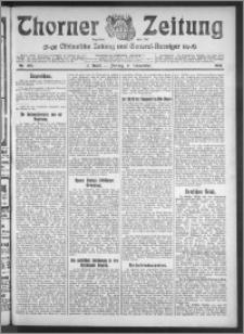 Thorner Zeitung 1910, Nr. 265 1 Blatt