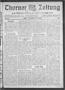 Thorner Zeitung 1910, Nr. 266 1 Blatt