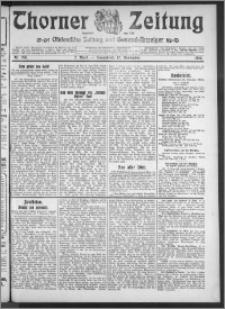 Thorner Zeitung 1910, Nr. 266 2 Blatt