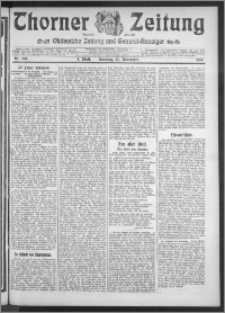 Thorner Zeitung 1910, Nr. 267 4 Blatt