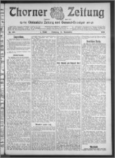 Thorner Zeitung 1910, Nr. 268 1 Blatt
