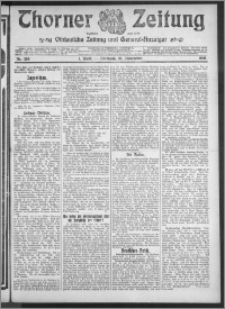 Thorner Zeitung 1910, Nr. 269 1 Blatt