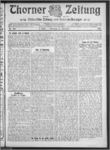 Thorner Zeitung 1910, Nr. 269 2 Blatt