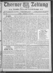 Thorner Zeitung 1910, Nr. 269 3 Blatt