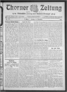 Thorner Zeitung 1910, Nr. 270 2 Blatt