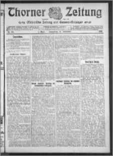 Thorner Zeitung 1910, Nr. 271 1 Blatt