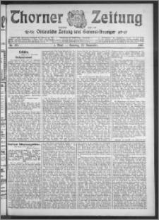 Thorner Zeitung 1910, Nr. 272 2 Blatt