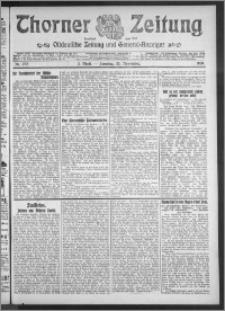 Thorner Zeitung 1910, Nr. 272 3 Blatt