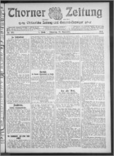 Thorner Zeitung 1910, Nr. 273 2 Blatt