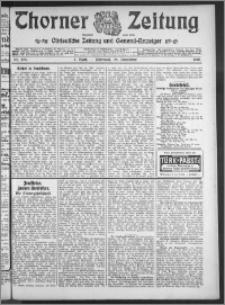 Thorner Zeitung 1910, Nr. 274 2 Blatt