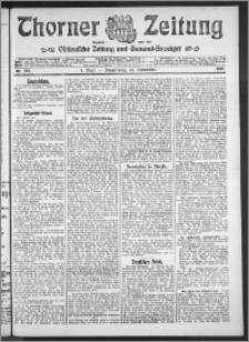 Thorner Zeitung 1910, Nr. 275 1 Blatt