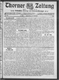 Thorner Zeitung 1910, Nr. 277 2 Blatt