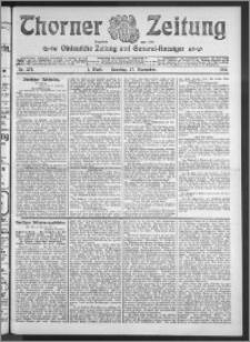 Thorner Zeitung 1910, Nr. 278 2 Blatt