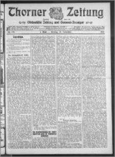 Thorner Zeitung 1910, Nr. 279 1 Blatt